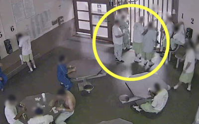Inmates In L.A. County Jail Try To Get COVID To Force Their Release (VIDEO)