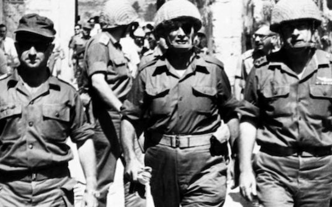 Moshe Dayan: The Hero And Villain Of Jerusalem Day
