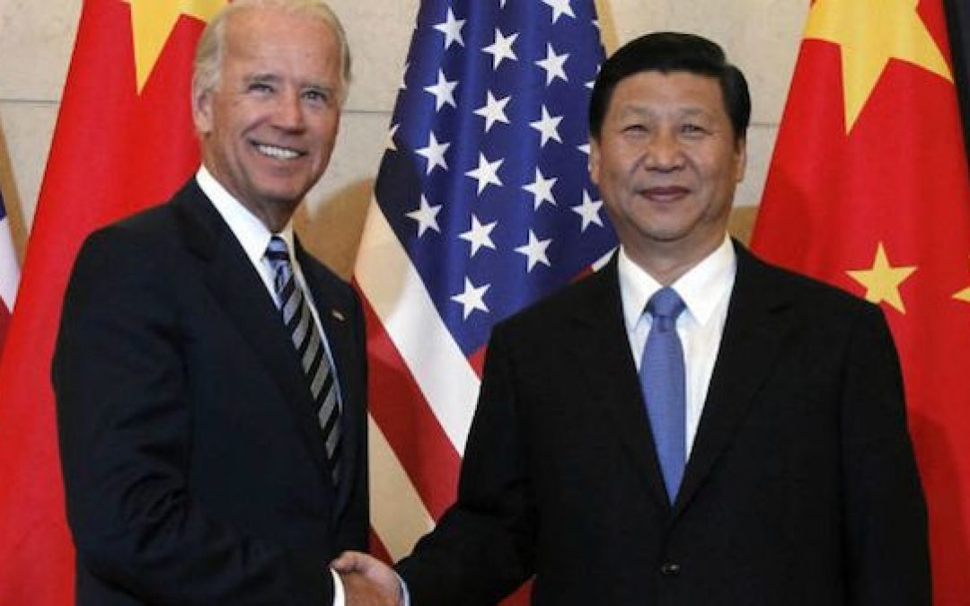 Joe Biden's Career-Long Love Affair With China