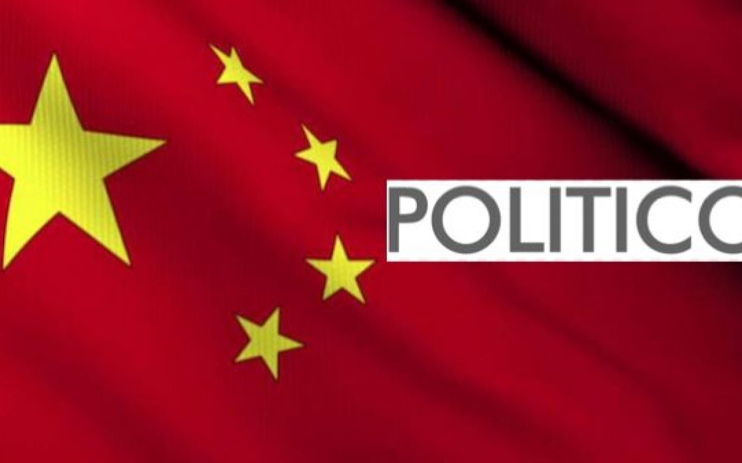 POLITICO Peddles Red China Propaganda Attempting To Own Trump–Gets SLAMMED On Twitter