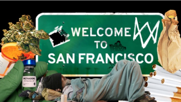 San Franciso homeless