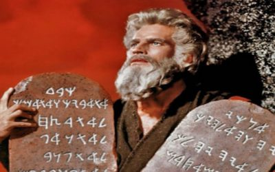 Shavuot ten commandments
