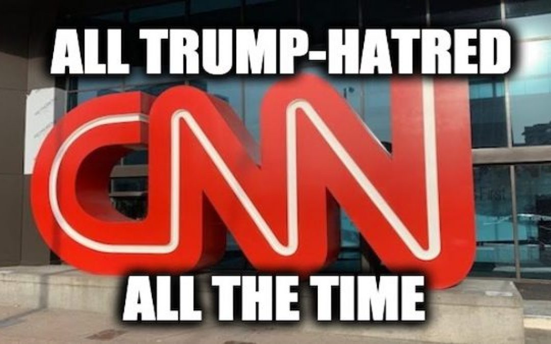 CNN Caught Making Anti-Trump Lies Again. They Falsely Claimed He Wanted 10K Troops In DC