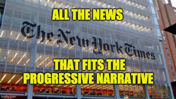 NY Times shun relatives