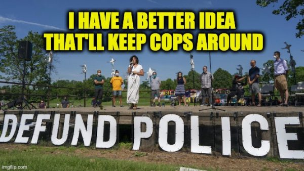 defunding police