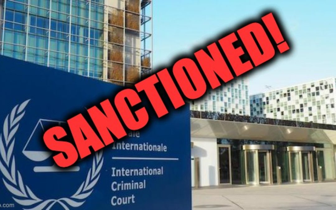 Hands Off The American Military! President Trump Sanctions International Criminal Court To Protect U.S. Armed Forces