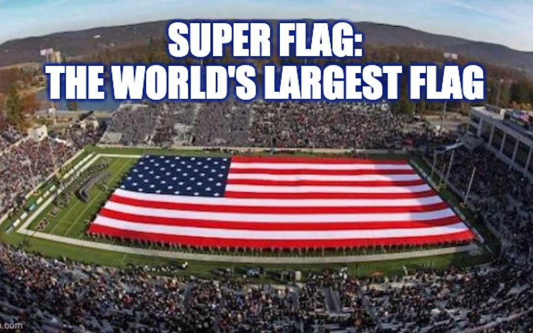 It's Flag Day, Happy 243rd Birthday Old Glory