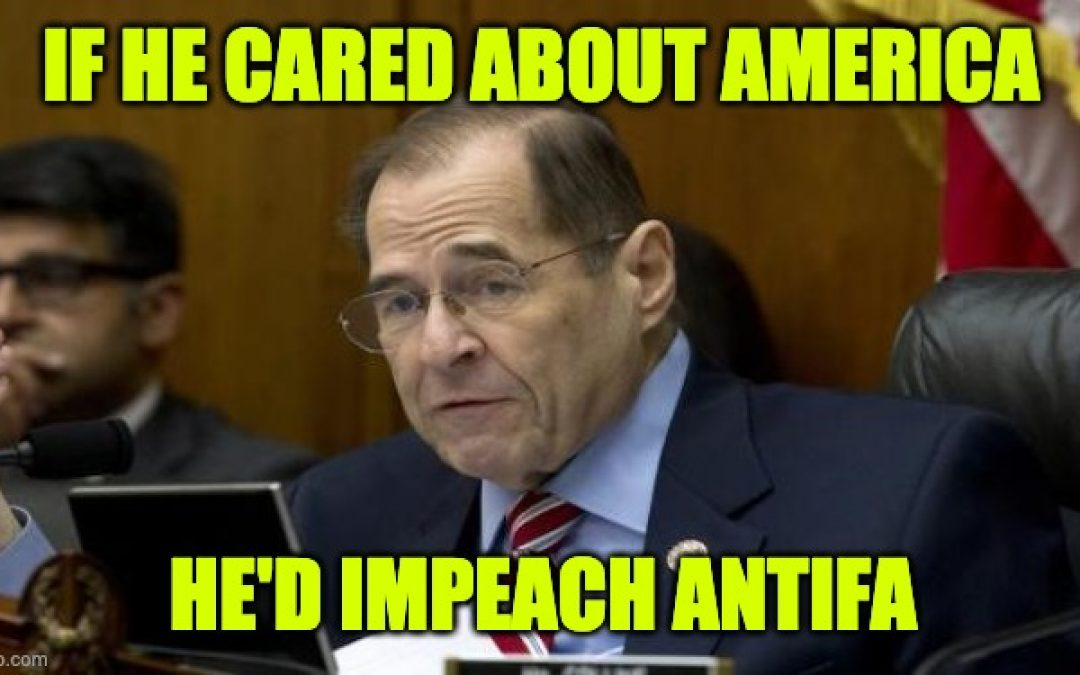 Jerry Nadler Says Antifa Is Imaginary