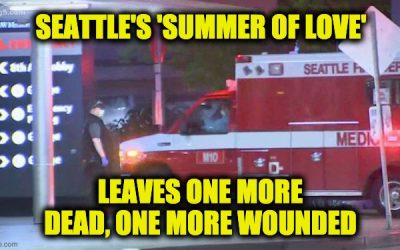 One Dead, Another In Critical Condition After Latest Seattle CHOP Shooting
