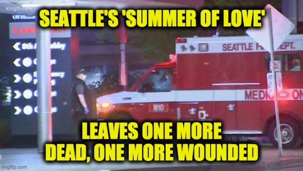 latest Seattle CHOP shooting