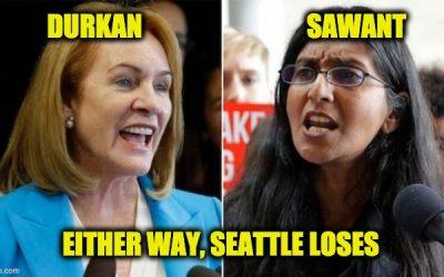 Seattle's Leftist Mayor Has Had Enough Of Socialist Councilwoman Sawant