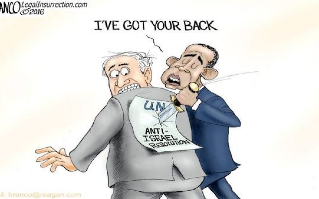 Putin Veto Threat Stopped Obama From Screwing Israel At The UN Security Council One Last Time