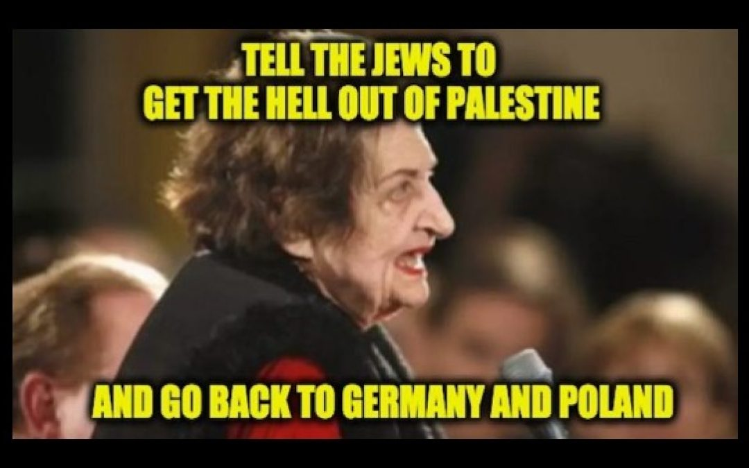 The Lid Exposed Helen Thomas A Decade Ago-And The MSM Is Still Protecting Her