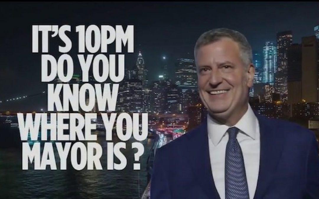 A Rare New York City Moment Of Unity- Citizens Agree: 'DeBlasio RESIGN'