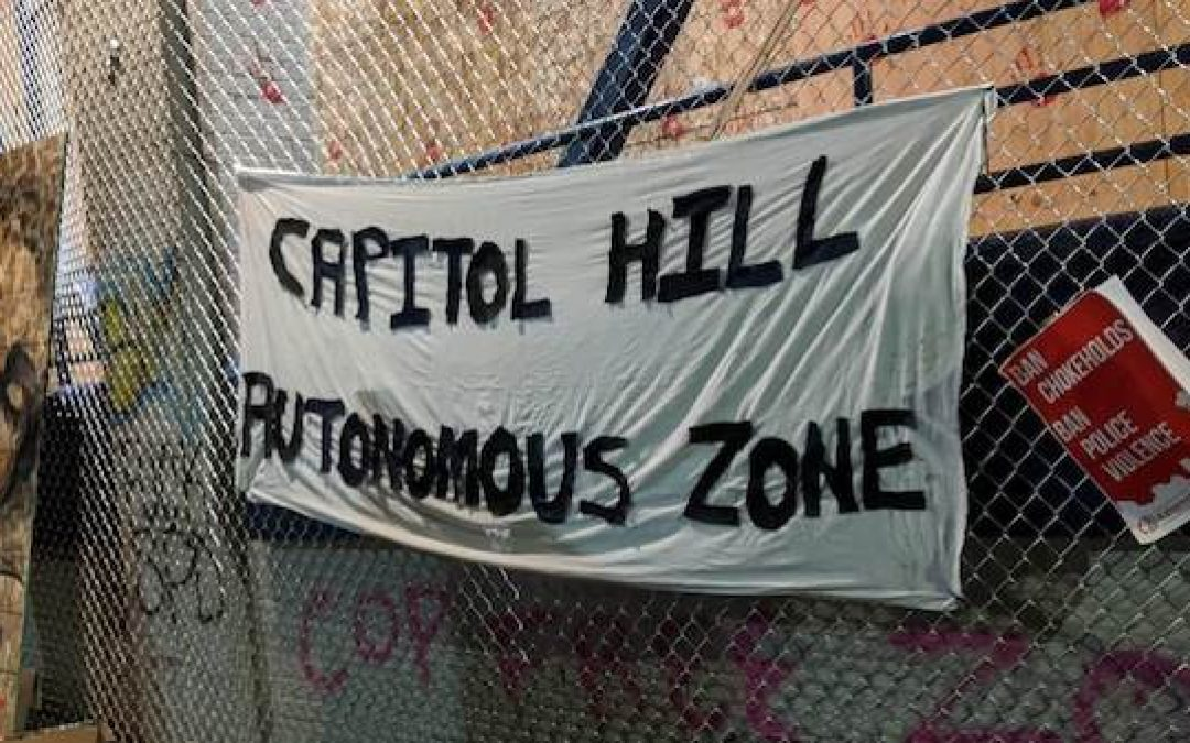 Seattle's Reaction To Autonomous Zone Is Setting An Extremely Dangerous Precedent