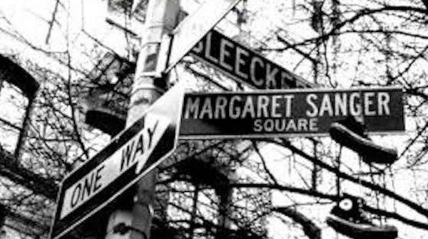 White Supremacist Margaret Sanger