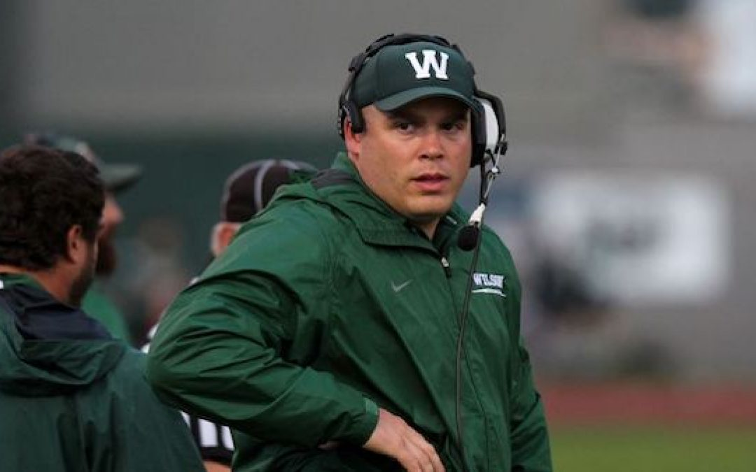 Ken Duilio, Fired From Portland High School Coaching Job Because He's Also A Cop