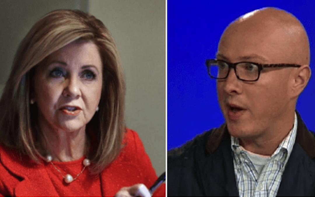 """Ex-Clinton Aide Calls GOP Sen Marsha Blackburn """"Inbred Racist Trash"""" For Criticizing BLM"""