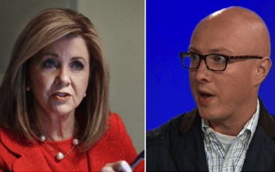 "Ex-Clinton Aide Calls GOP Sen Marsha Blackburn ""Inbred Racist Trash"" For Criticizing BLM"