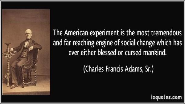 American experiment