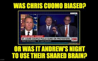 St. Louis Man Who Defended Home From Mob, Gives CNN's Cuomo A Well-Deserved Smack-Down