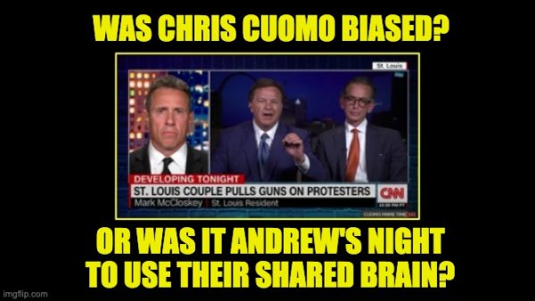 Chris Cuomo Mark McCloskey