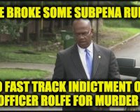 DA Paul Howard Who Indicted Atlanta Cop For Murder Is Facing New Ethics Investigation