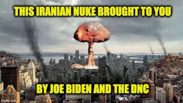 DNC allows Iran nuclear