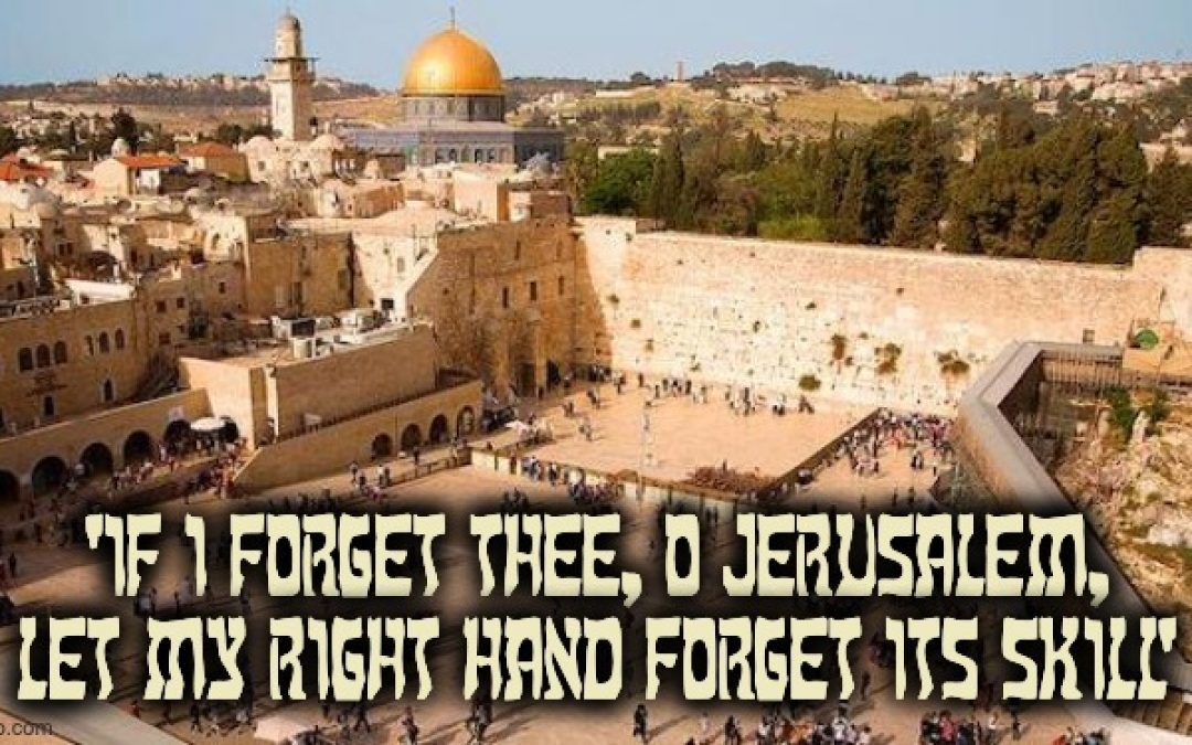 Palestinian Propaganda About Jerusalem Denies Christian And Muslim Scripture