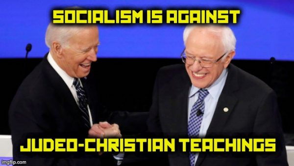 faith socialism democrats biden