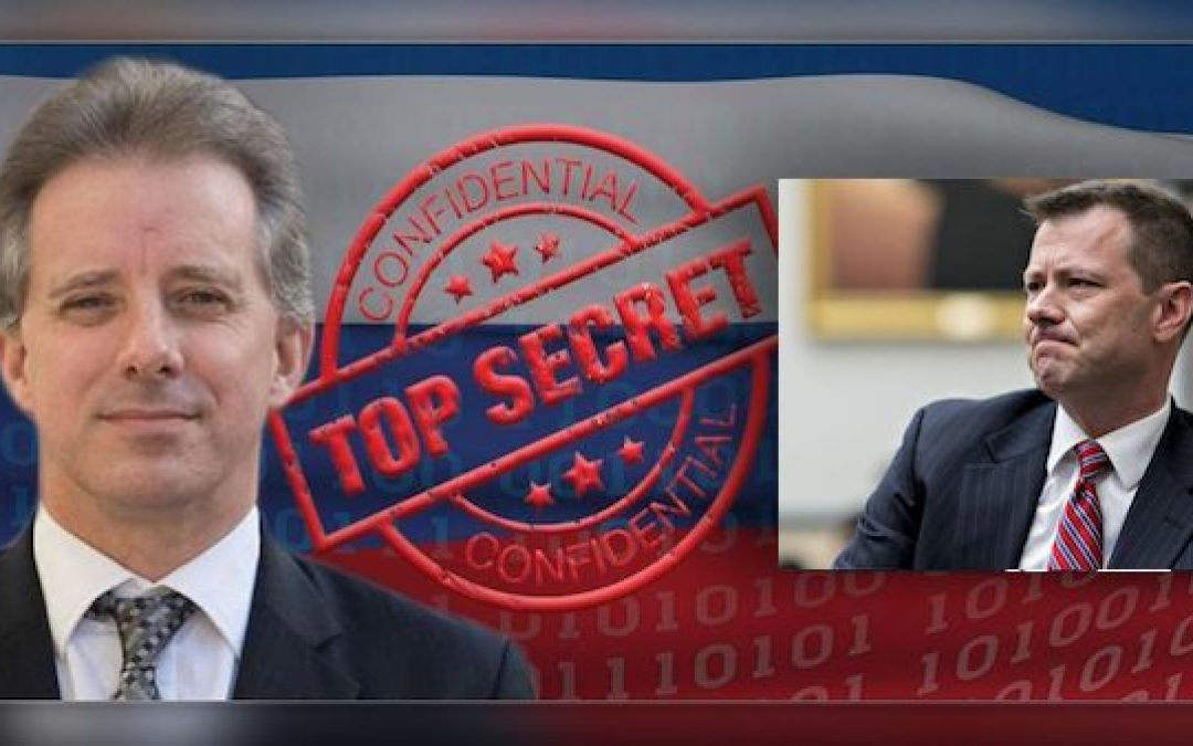 Steele Dossier Was British Disinformation: From A Steele Employee