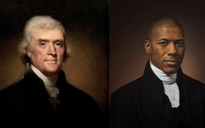 Sixth-Great Grandson Of Thomas Jefferson And Sally Hemings Says Americans MUST Unite