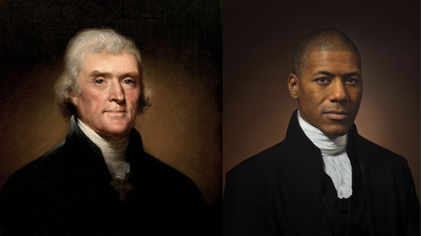 Sixth-Great Grandson Jefferson