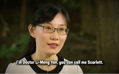 Chinese Virologist Dr. Li-Meng Yan Says China DID Cover-Up COVID-19 Outbreak