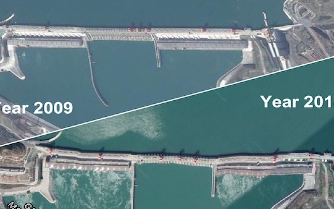 Is The Three Gorges Dam A Metaphor For The De-Fund Movement? (Video)