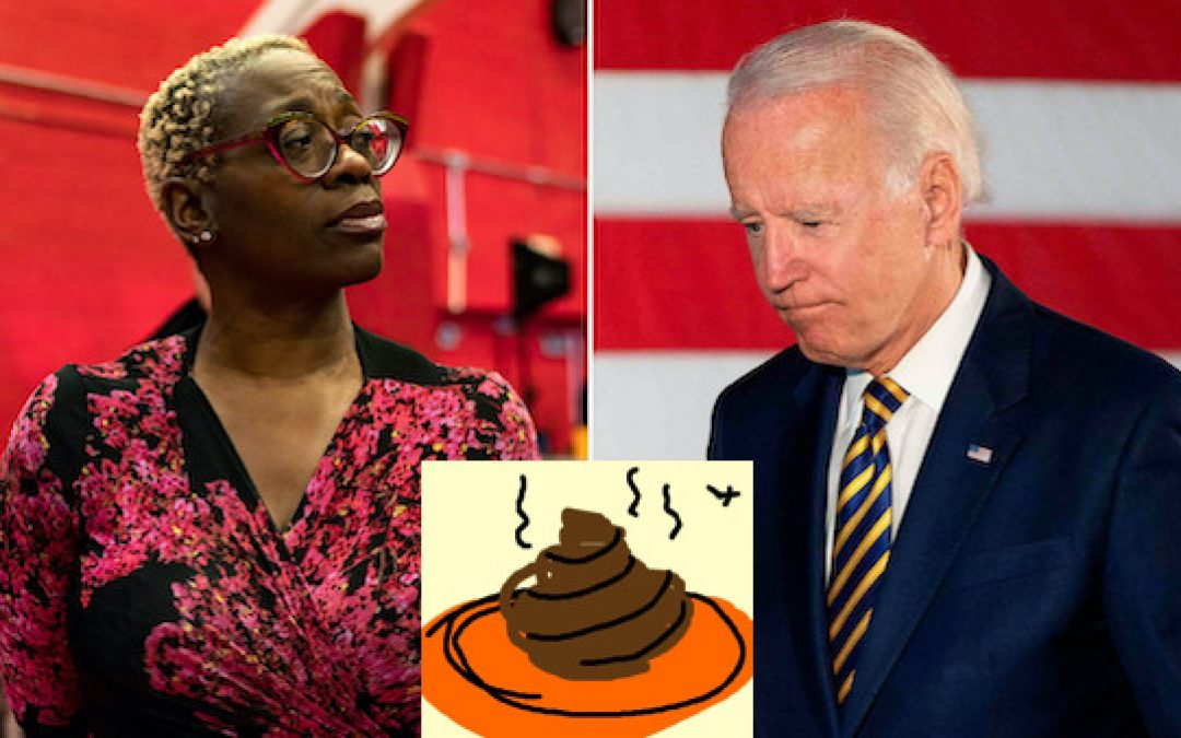 Sanders Campaign Co-Chair Says Voting For Biden Will Be Like 'Eating a Bowl of S**t'
