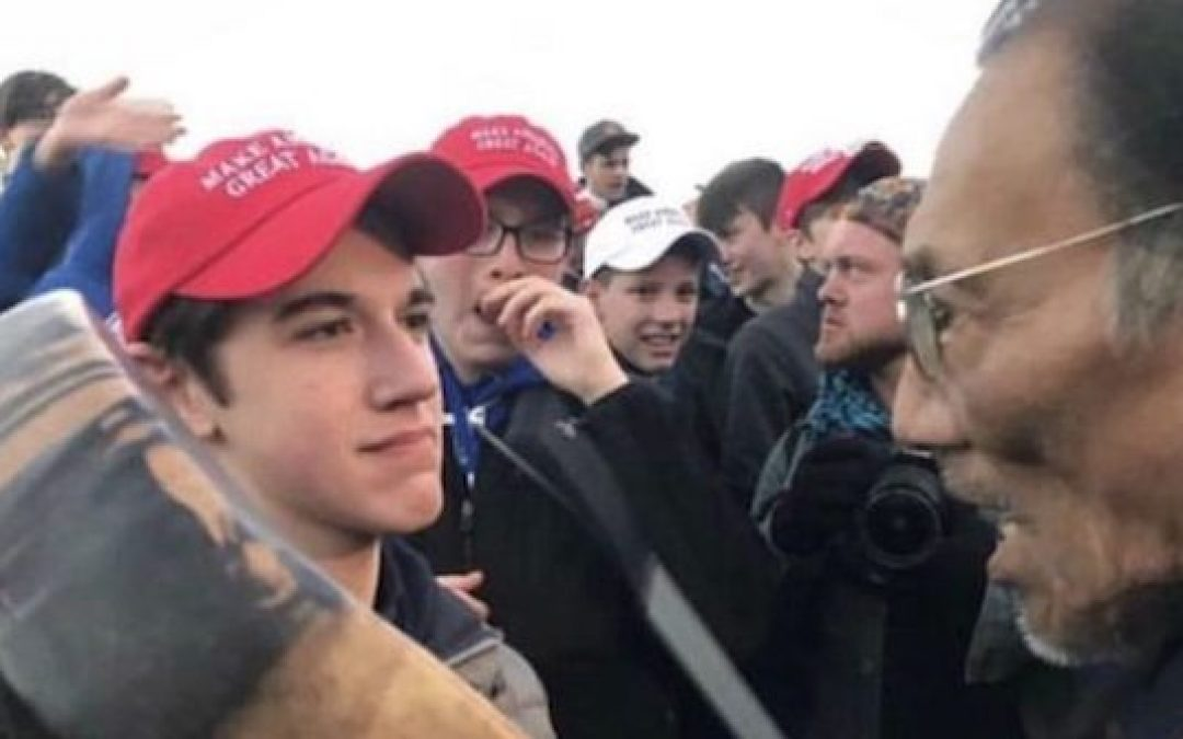 Were The News Orgs Out To Destroy Nick Sandmann The Way They Did Mike Adams?