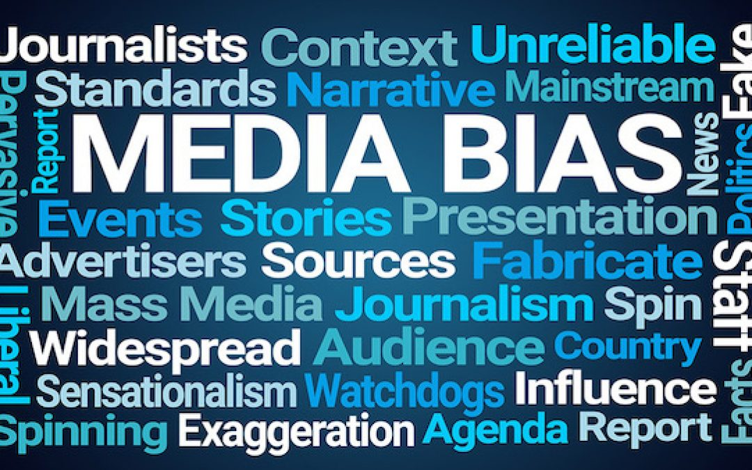 Nearly Two-Thirds Of Voters Think News Organizations Are Biased-Surprised?