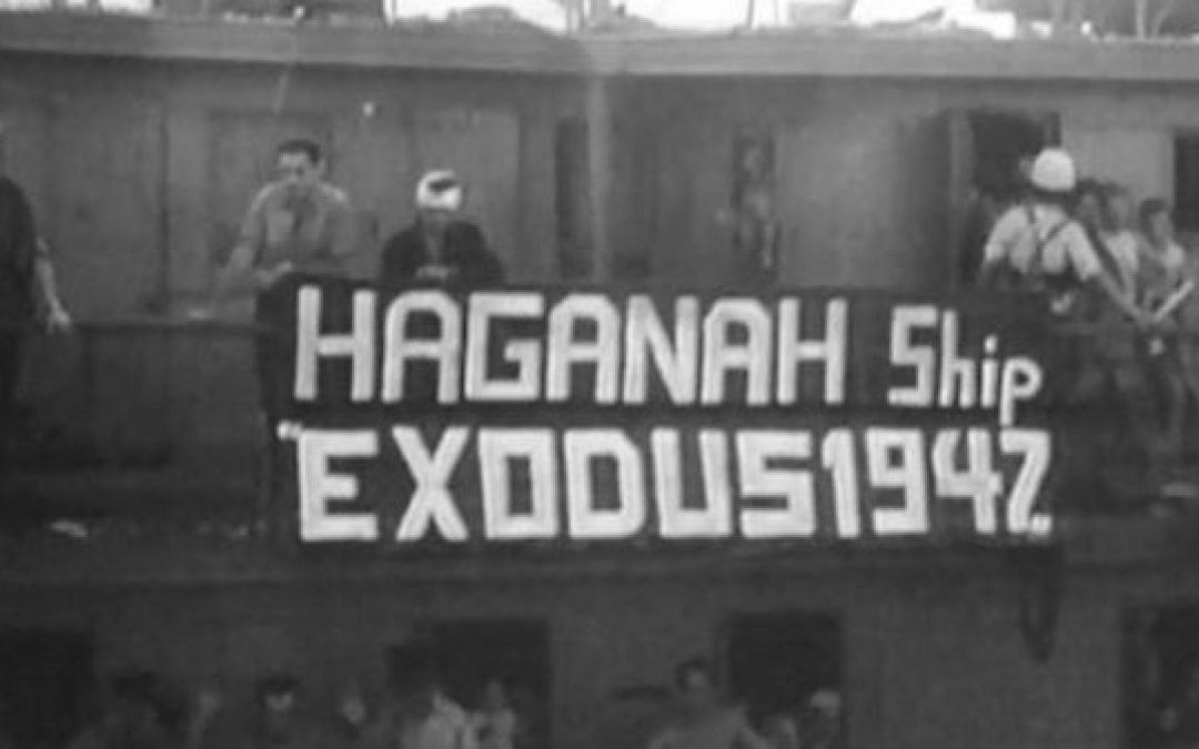 The Exodus 1947: Israel's First Ship Of State