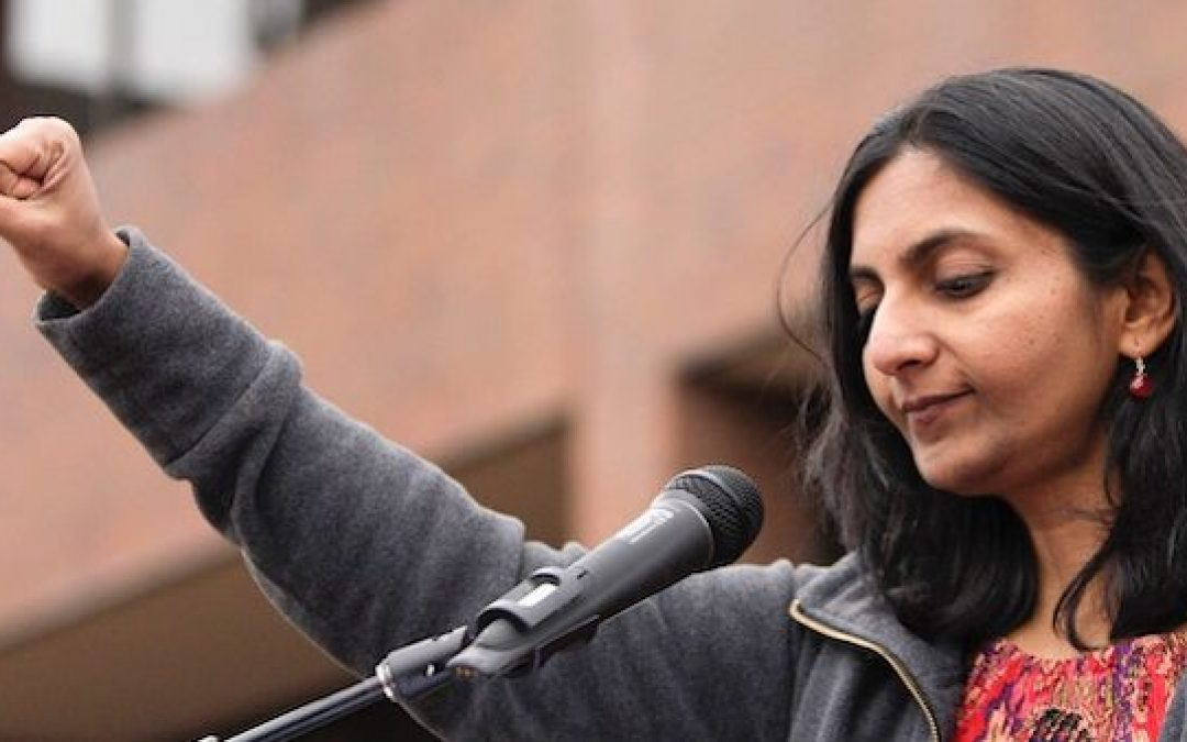 Seattle Councilwoman Goes On Rant Praising Socialism, Warns Bezos 'We Are Coming For You'
