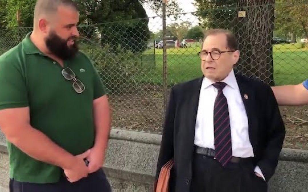 Jerrold Nadler Says Antifa Violence In Portland a 'Myth' (Video)