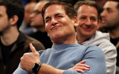 Conservatives: Beware Of Mark Cuban