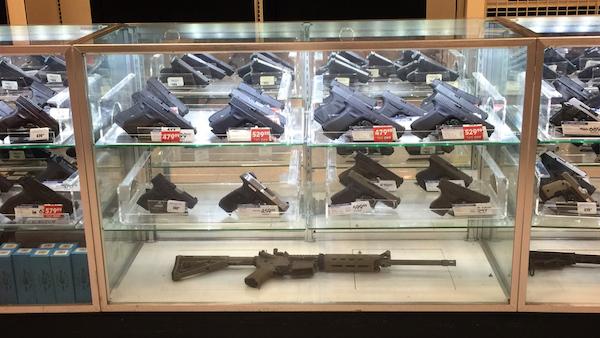 Record Gun Sales In June