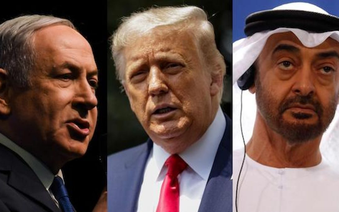 Analysis Of Team Trump's Negotiated Israel-UAE Peace Agreement