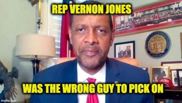 Vernon Jones Melvin