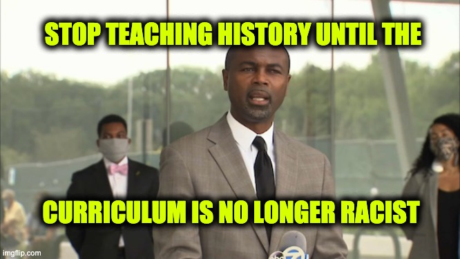 stop teaching history
