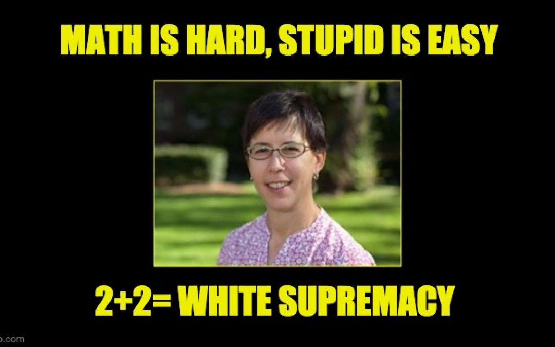 Brooklyn College Math Professor: 2+2=4 'Reeks of White Supremacist Patriarchy'