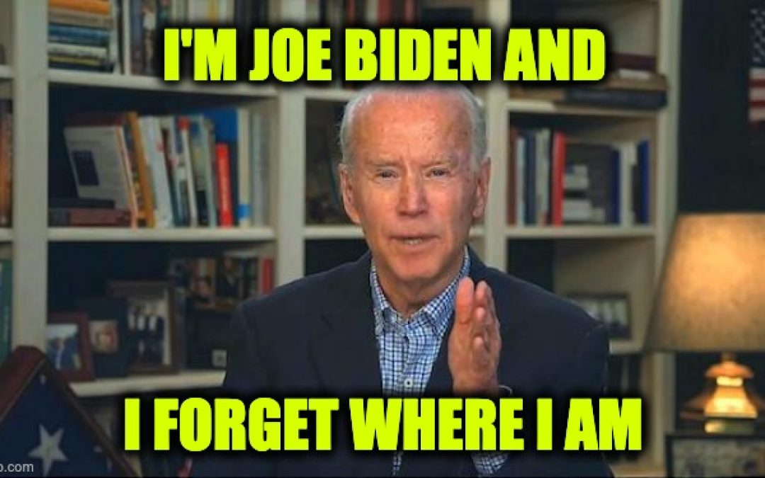 New Report Says Joe Biden Is Going To Stay In Hiding As Long As Possible