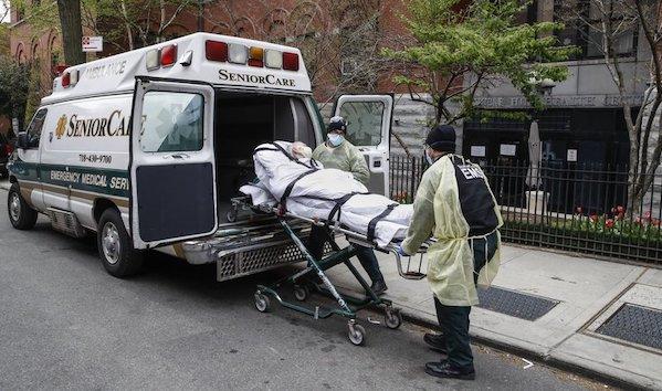COVID nursing home deaths