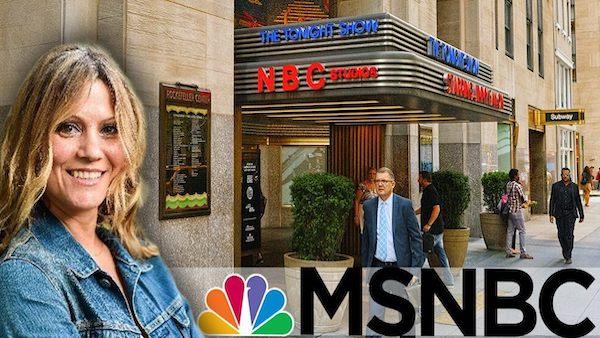MSNBC producer quits